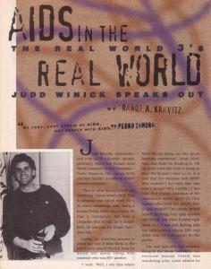Judd Winick feature